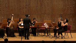 Exploring Mixed Ensemble Series #1
