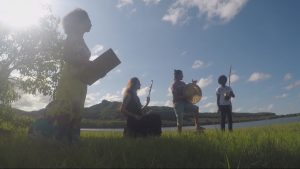 Erhu Book Reader's Music Video