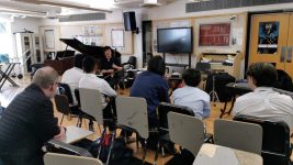 Upper Canada College Chinese Music Workshop