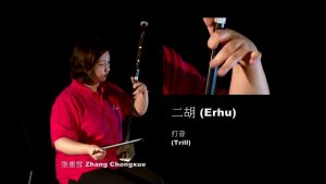 Bowed Strings: Erhu 二胡