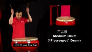 Percussion: Drums 皮膜類