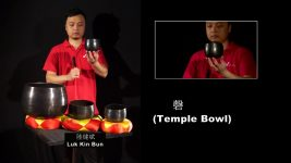 Percussion: Temple Bowl, Jade Qing 磬、玉磬