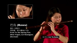 Wind Instruments: Bawu 巴烏