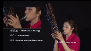 Wind Instruments: Traditional Sheng 傳統笙