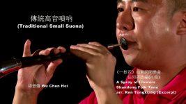 Wind Instruments: Traditional Soprano Suona 傳統高音嗩呐